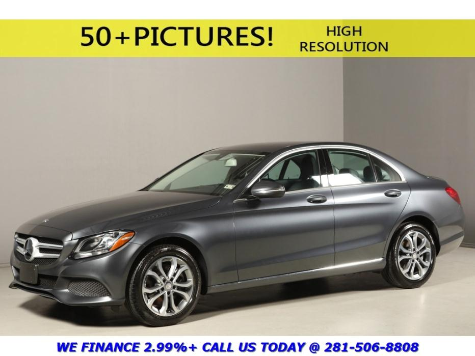 Mercedes-Benz : C-Class 2015 C300 4MATIC AWD LEATHER 17