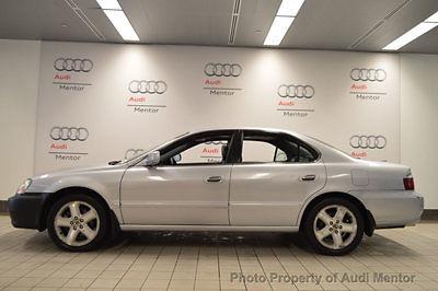 Acura : TL 4dr Sedan 3.2L Type S w/Navigation 2002 acura tl 3.2 liter v 6 navigation heated leather