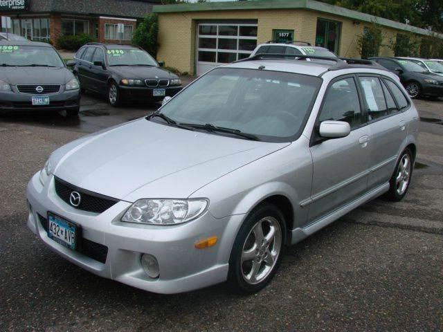 2002 Mazda Protege5 Base 4dr Wagon