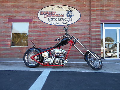 Custom Built Motorcycles : Chopper 2009 aspt chopper