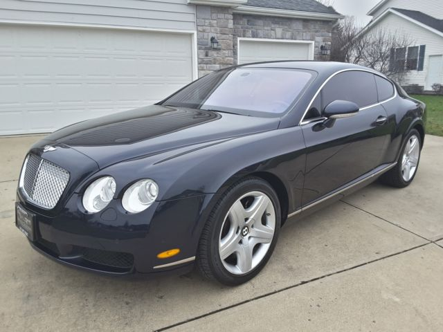 Bentley : Other 2dr Cpe GT 2005 bentley continental gt only 46 k miles dealer serviced since new clean