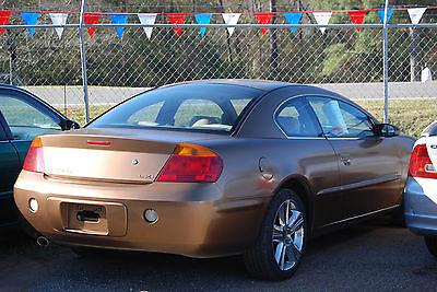 Chrysler : Sebring 2001 chrysler sebring