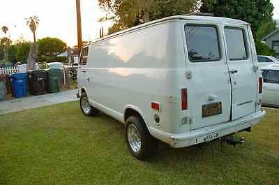 Chevrolet : G20 Van Base Standard Cargo Van 2-Door 1969 chevy g 20 cargo van chevrolet
