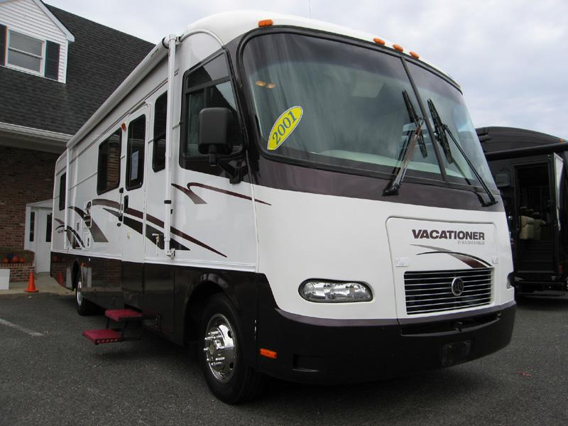 2005 Holiday Rambler Savoy 27RKD
