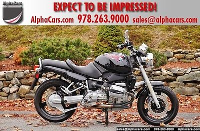 BMW : R-Series R Immaculate Condition Fully Serviced Saddlebags Remus Exhaust Financing & Trades