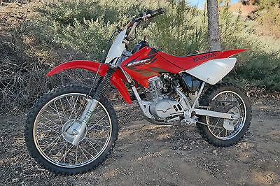 Honda : CRF Honda CRF 100 F
