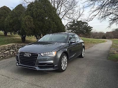 Audi : A3 Premium Plus 2015 audi a 3 2.0 t premium plus quattro awd nav sport pkg