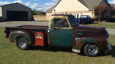 GMC : Other Custom Built Rat Rod Welding Truck 1953 gmc