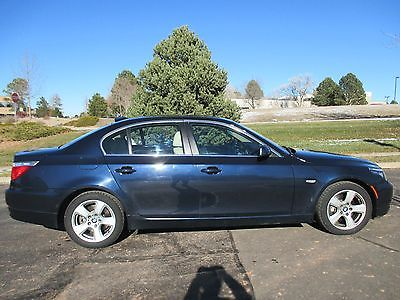 BMW : 5-Series Beautiful, fully loaded, 2008 BMW 535xi