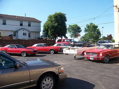 Ford : Mustang fast back 1966 ford mustang fastback