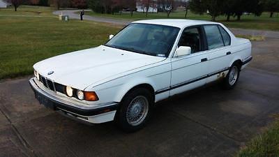 BMW : 7-Series 1989 bmw 735 i