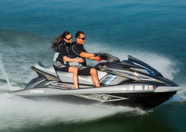 2016 Yamaha Waverunner FX Cruiser SHO