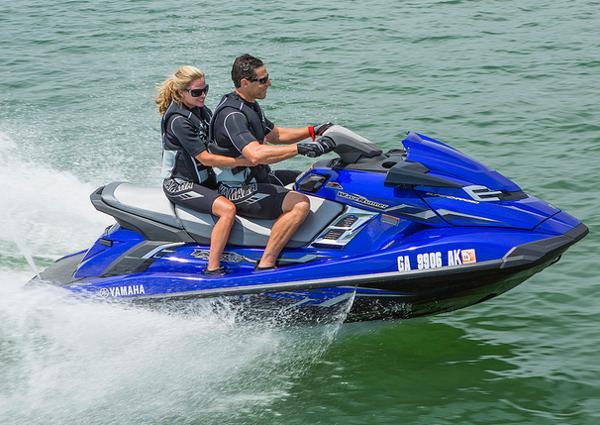 2016 Yamaha Waverunner FX SHO