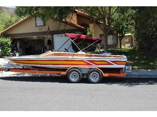 1979 Eliminator Boats Day Cruiser