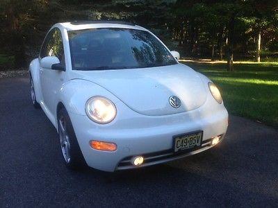 Volkswagen : Beetle-New GLS 2002 vw beetle gls