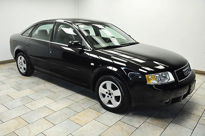 Audi : A6 A6 2002 audi a 6