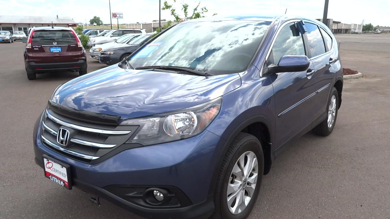 2014 Honda CR-V EX Great Falls, MT