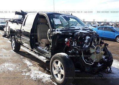 GMC : Sierra 2500 Denali 2013 denali used turbo 6.6 l v 8 32 v automatic 4 wd pickup truck onstar bose