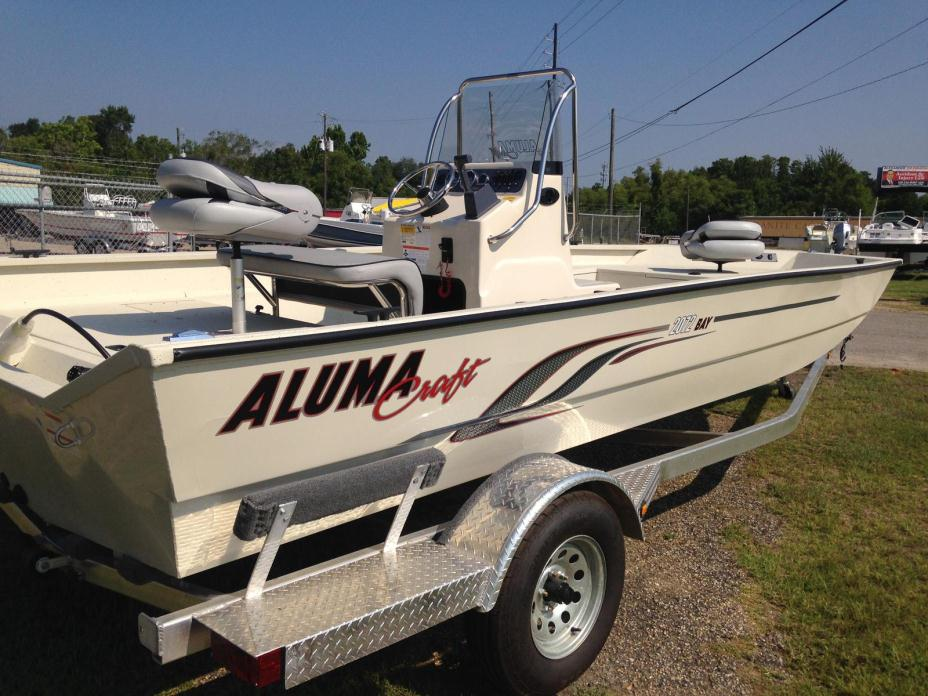 2015 Alumacraft All Weld MV 2072 Bay LX