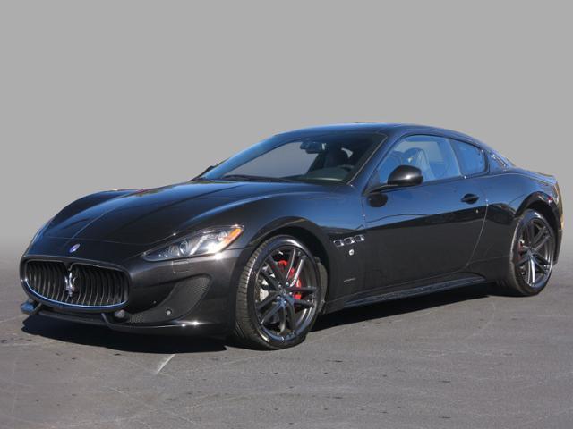 Maserati : Other 2dr Cpe Gran 2015 maserati gran turismo s special pricing