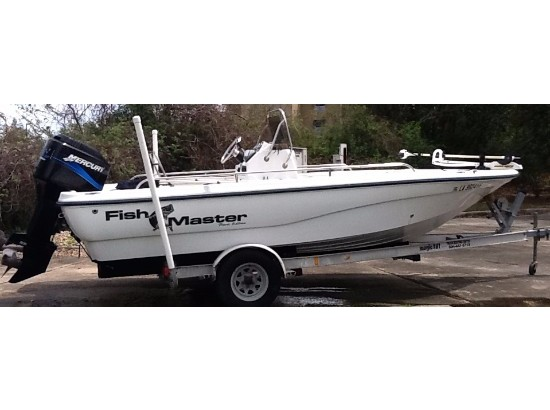Fish Master Boats For Sale