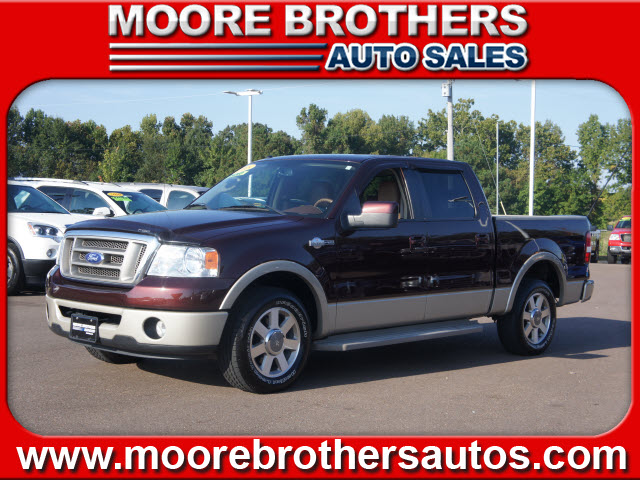 2008 Ford F-150 SuperCrew Oxford, MS