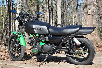 Kawasaki : Other Custom 1980 Kawasaki KZ1000 LTD