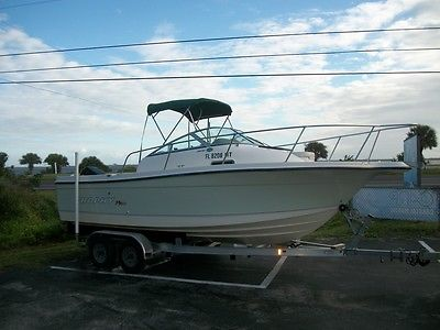 2004 Trophy Pro Walk Around Boat w/Sea Star Hyd. Steering. 21ft. Very nice!