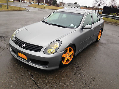 Infiniti : G35 G35 2004 infiniti g 35 low miles many upgrades drives excellent