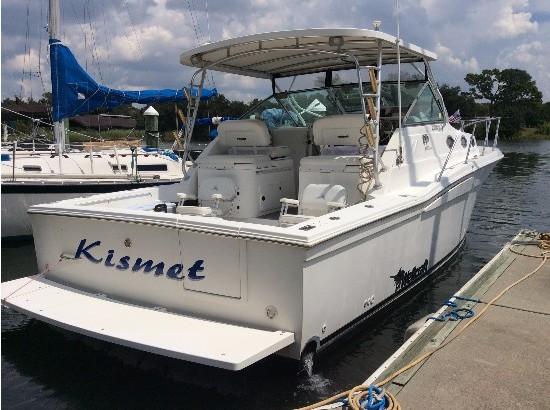 2000 Wellcraft Coastal 33