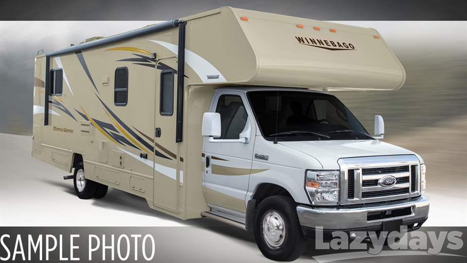 2006 Winnebago Itasca Horizon 40FD