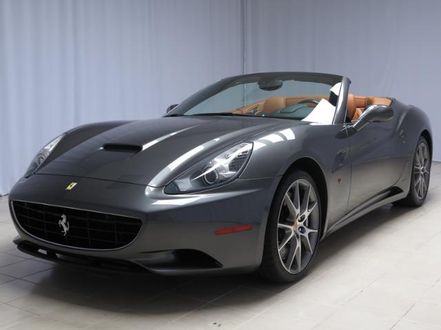 Ferrari : California 2dr Conv 2013 ferrari california 30 with inclusive maintenance