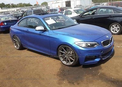 BMW : M Roadster & Coupe i 2015 i used turbo 3 l i 6 24 v automatic rwd coupe premium