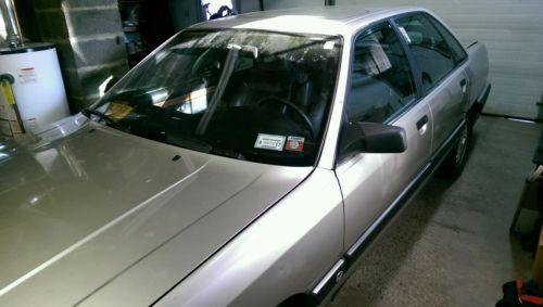 Audi : Other 1989 audi 200 quattro