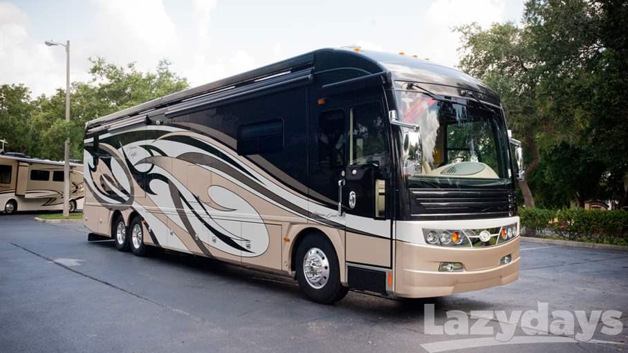 2014 American Coach American Eagle 45N