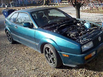 Volkswagen : Corrado g60 1991 vw volkswagen corrado g 60 5 speed supercharged