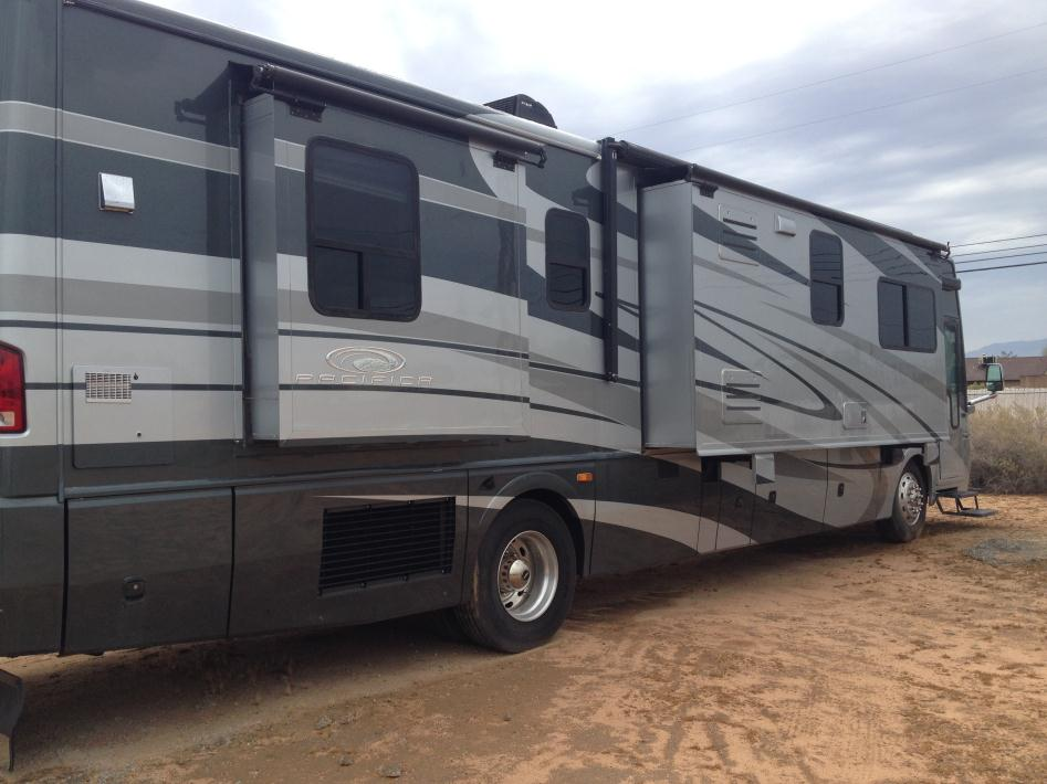 2007 National Pacifica 40'