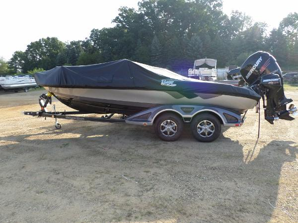 2014 Ranger 620VS Fisherman
