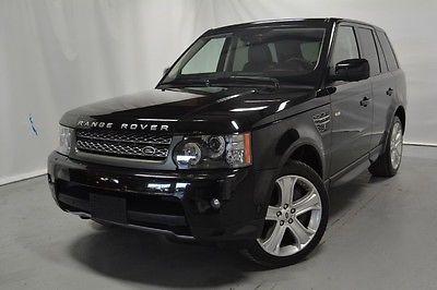 Land Rover : Range Rover Sport SC 2011 land rover sc