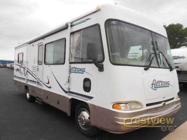 Tiffin Motorhomes Allegro Rvs For Sale In Georgetown Texas