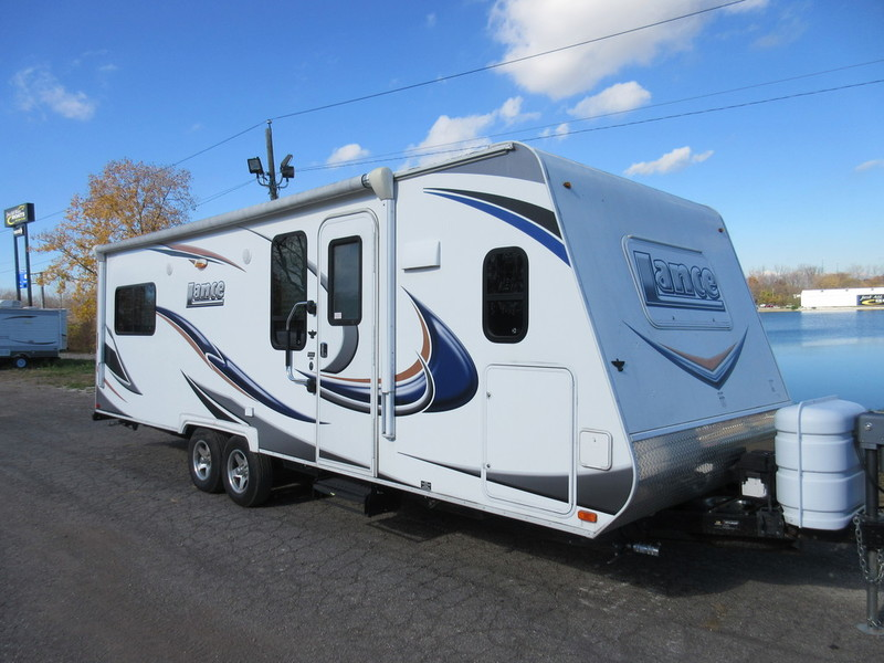 2013 Lance Travel Trailer 2385
