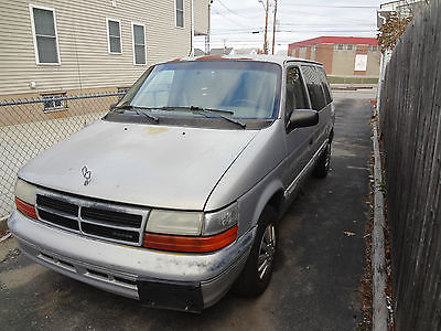 Dodge : Caravan 3 DOOR  1995 dodge grand caravan minivan 94636 original miles
