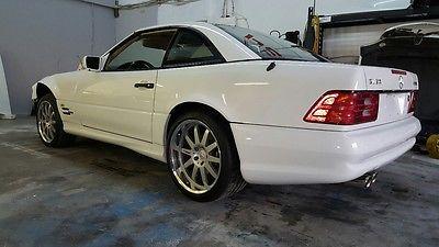 Mercedes-Benz : SL-Class SL74 RENNTECH 27 MADE WORLD WIDE 1998 mercedes sl 74 renntech limited edition 27 made