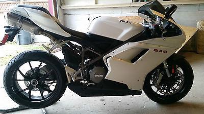 Ducati : Superbike DUCATI 848 EVO -- 2008--CLEAR TITLE