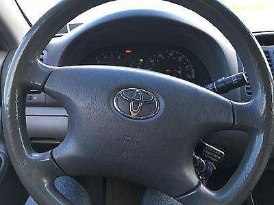 Toyota : Camry Toyota Camry 2003 Silver