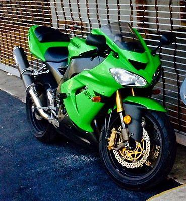 2005 Kawasaki Ninja Zx10r Motorcycles for sale