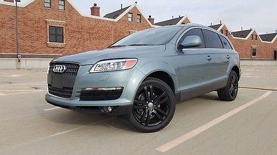 Audi : Q7 AUDI Q7 QUATTRO 2008 audi q 7 premium sport utility 4 door 3.6 l quattro