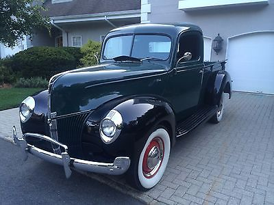 Ford : Other Pickups 1940 ford truck