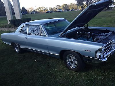 Pontiac : Catalina 1965 pontiac catalina 2 door post sedan 4 speed