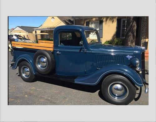 1936 Ford Pick